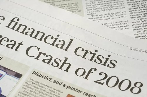 Forex Brokers - Financial Crisis