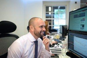 FXCM CEO - Brendan Callan